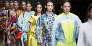 London Fashion Weekend Takes Over Saatchi Gallery