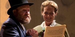 Trollope With A Twist In Bicentennial Play