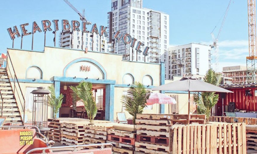 Deal Of The Day: Terrace Party On The Thames With A Free Beer