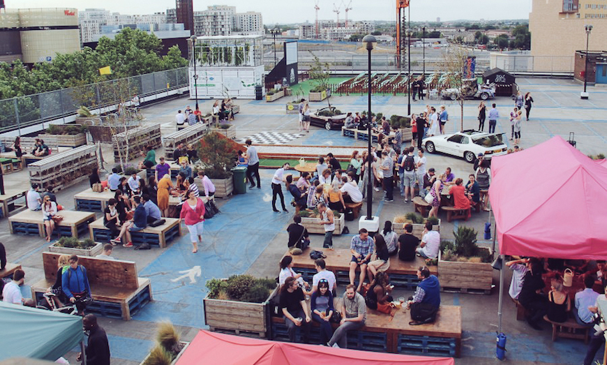 Deal Of The Day: Pétanque And Drinks At Roof East In Stratford