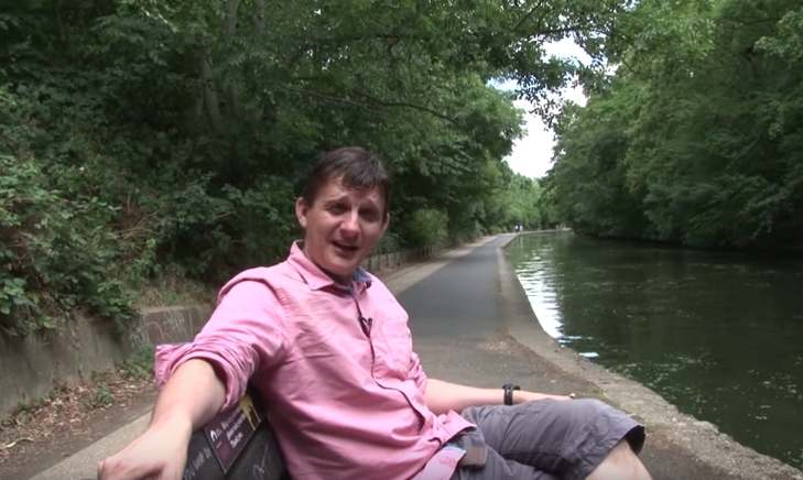 Video: Secrets Of London's Canals – Camden To Little Venice And Beyond