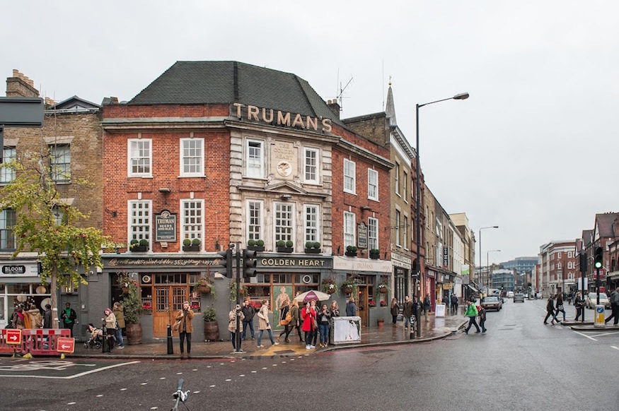 London Pubs Given Listed Building Status
