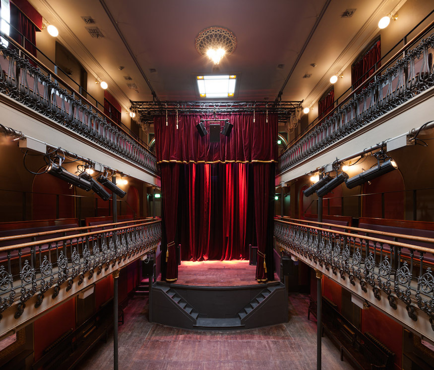 Video: Hoxton Hall Relaunches