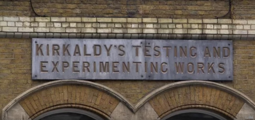 Video: Play With A Bit Of Unique Industrial History In Southwark