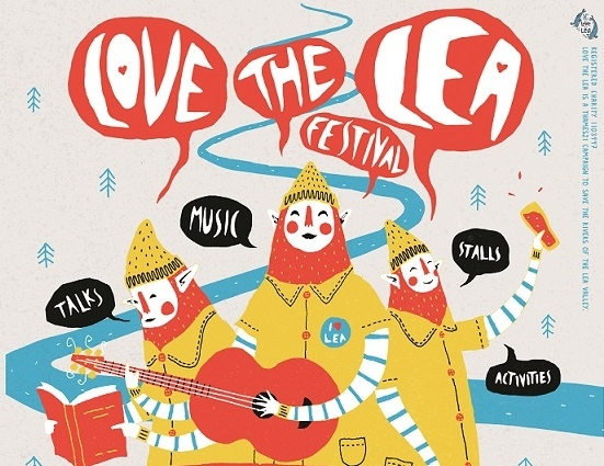 Festival Declares Its Love For The Lea
