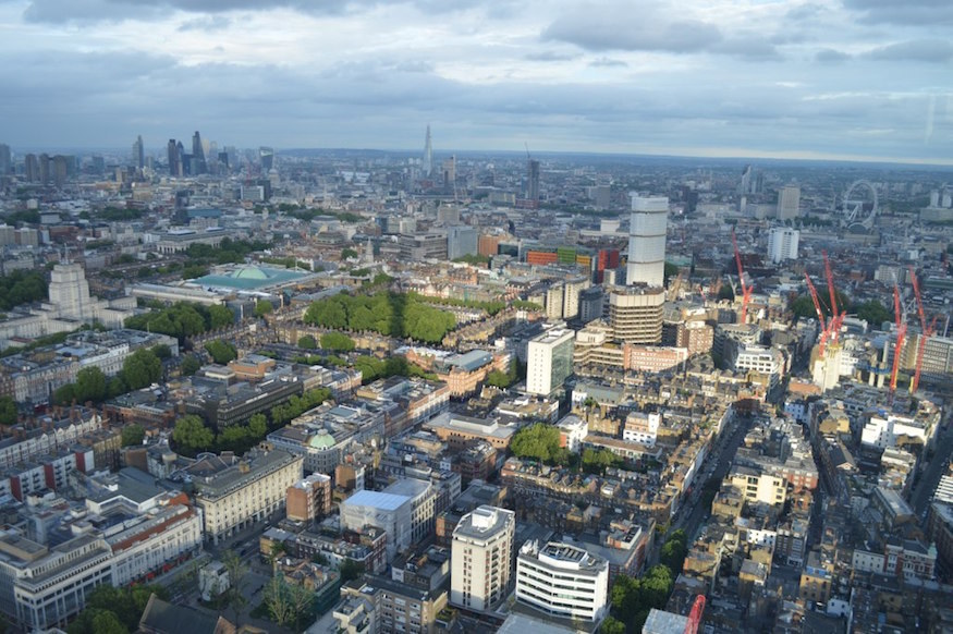 Join Iain Sinclair, Tom Bolton And Campaigners To Debate How London Is Changing