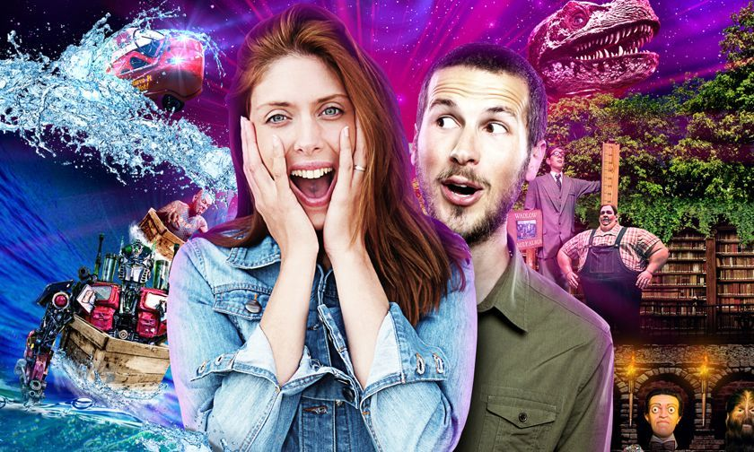 Deal Of The Day: Save On Summer Nights At Ripley's