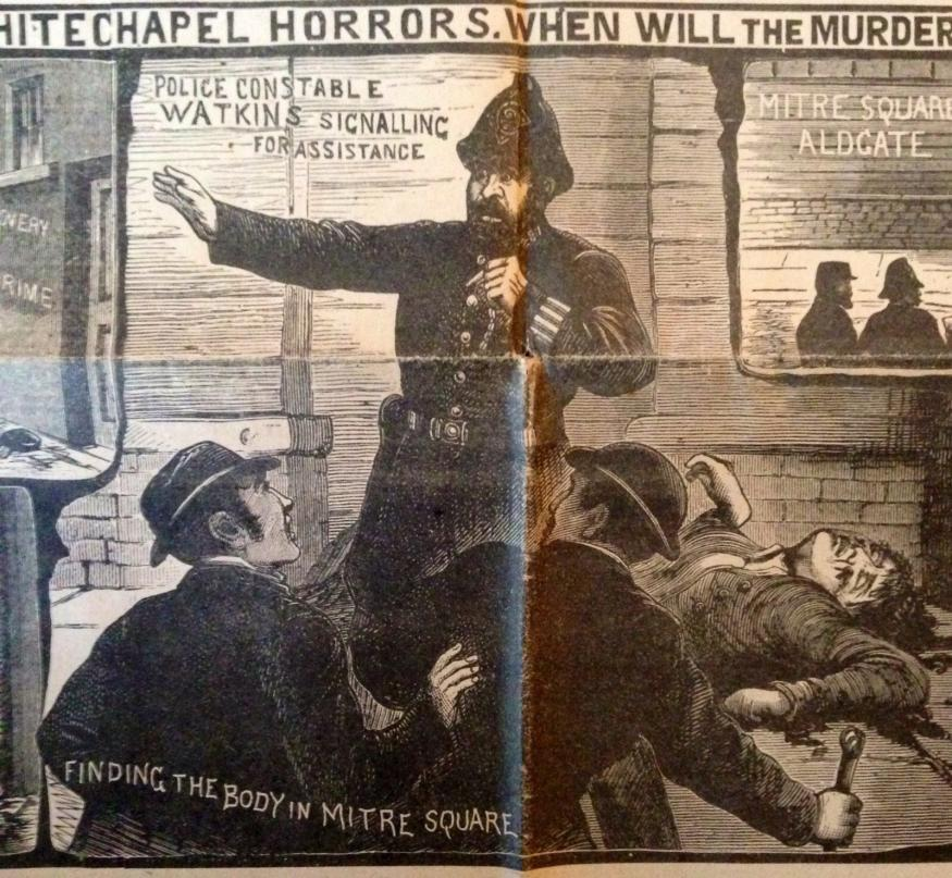 Londonist Out Loud: The Jack The Ripper Debate