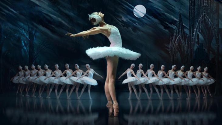 Russian Ballet Star Irina Kolesnikova Makes For An Enchanting, If Traditional, Swan