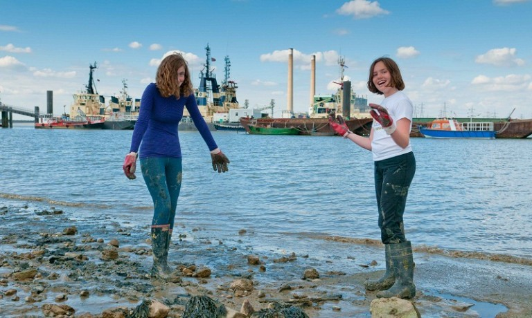 Get Mucky On The Foreshore For The Big Thames Tidy