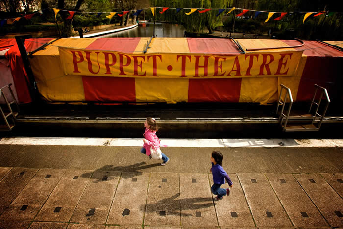 See Big Shows Inside London's Smallest Theatres