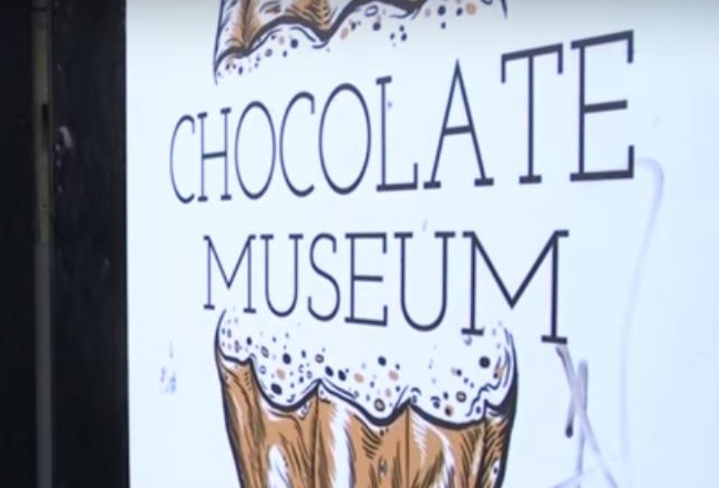 Video: Did You Know There's A Chocolate Museum In London?