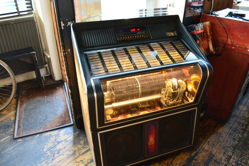 Where Is London's Best Pub Jukebox?