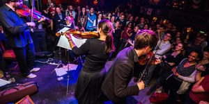 Coffee And Ceilidh At Kings Place Festival