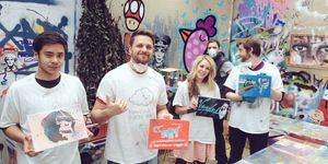 Deal Of The Day: Graffik Gallery Graffiti Workshop £24