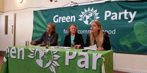 Sian Berry Named Green Party Mayoral Candidate