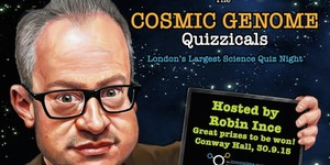 Robin Ince Leads London's Biggest Science Pub Quiz