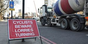 Mayor Launches Plan To Reduce Lorry Deaths