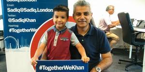 Sadiq Khan Is Labour's Mayoral Candidate