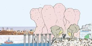 A Bonfire, Cake Or Giant Scrotum: Better Than The Garden Bridge?