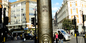 Where To Find Agatha Christie in London