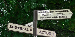 How Much Do You Know About Your Borough's Twin Towns?