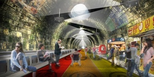 Moving Walkways Proposed For The Circle Line: Nothing New Here