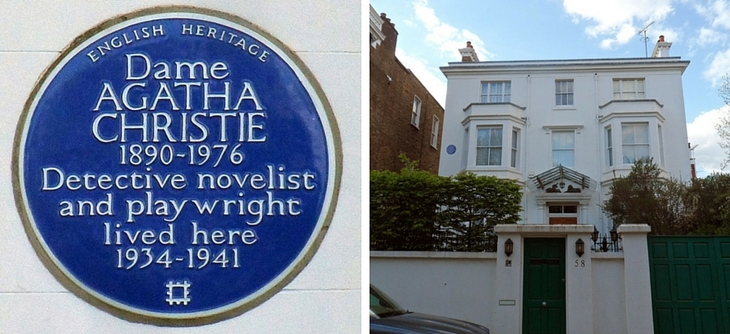 Agatha Christie's London