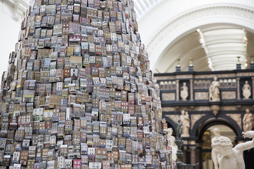 Find Your Local Shop In V&A's Tower Of Babel