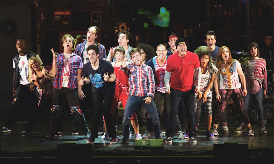 Deal Of The Day: £45 Off American Idiot Musical