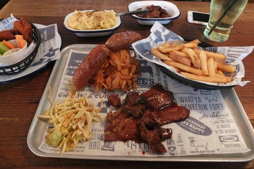 Blue's Smokehouse: Championship BBQ In Twickenham