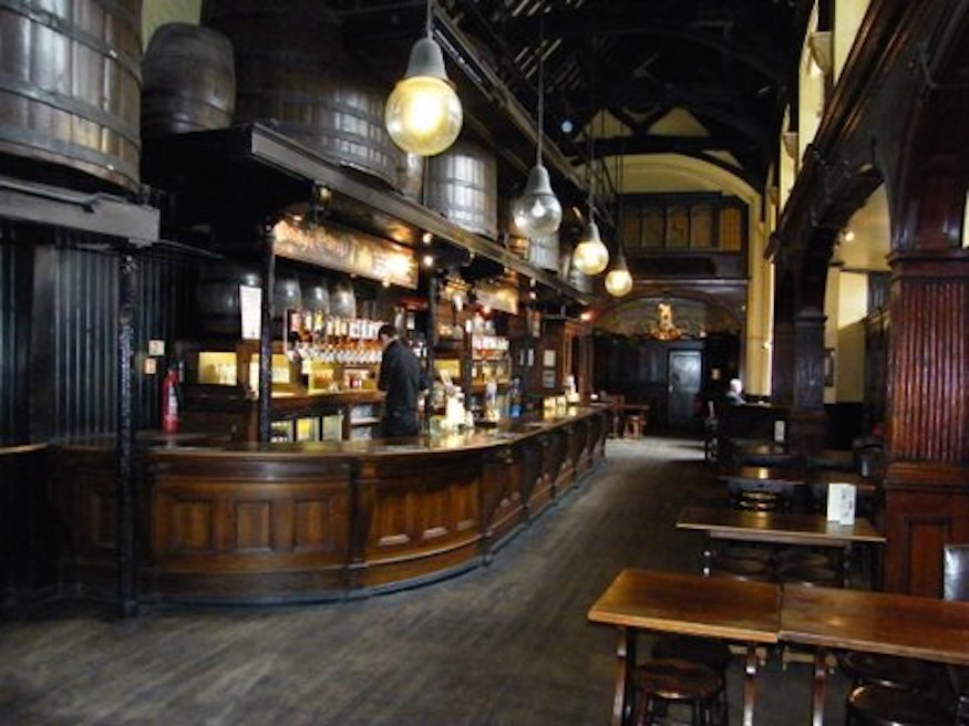 Londonist Out Loud: Literary London Pubs