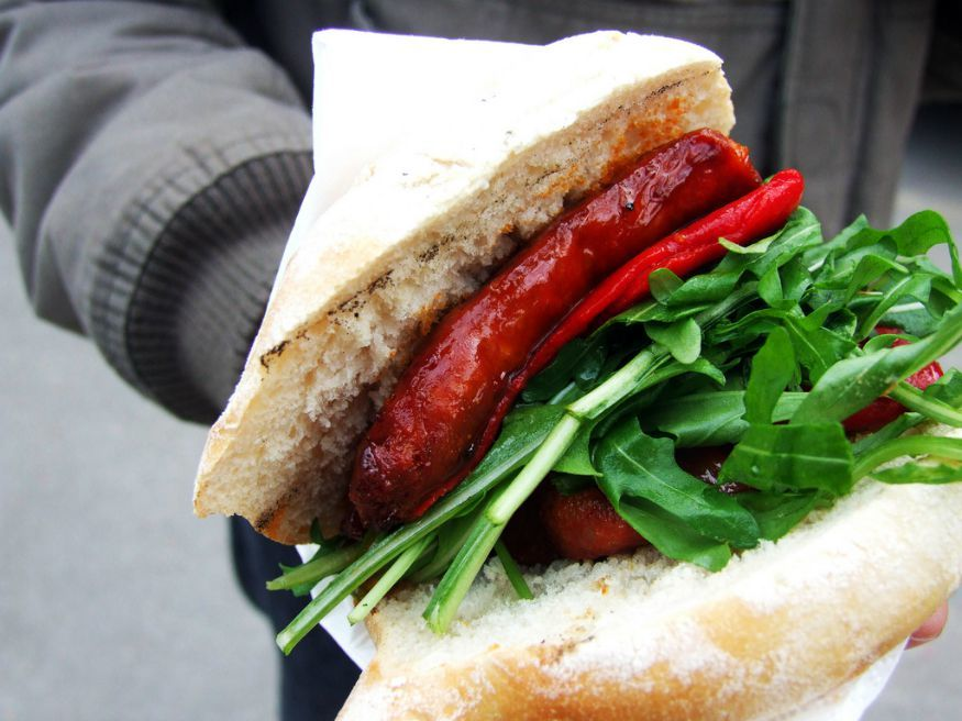 Mapped: The 100 Best Sandwiches In London