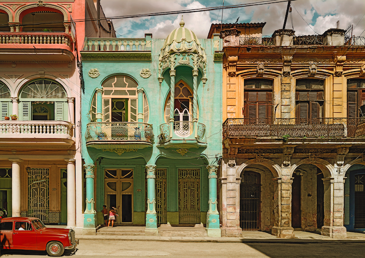 Predictable Photos Of Cuba Are Still Exotic And Evocative