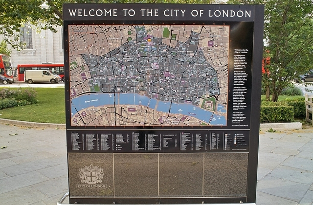What Counts As London?