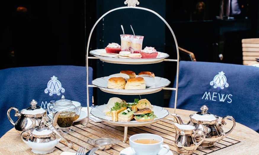 Deal Of The Day: Afternoon Tea In Mayfair