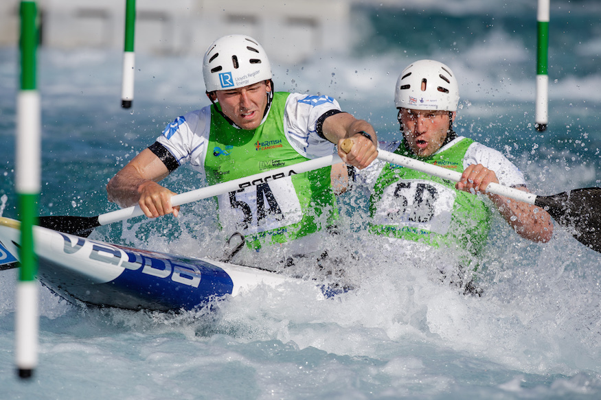 Don't Miss The Canoe Slalom World Championships In London