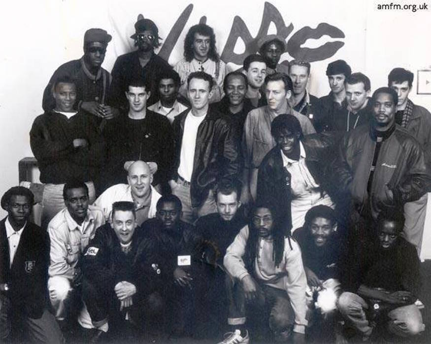 How Black Pirate Radio Stations Revolutionised London's Music Scene