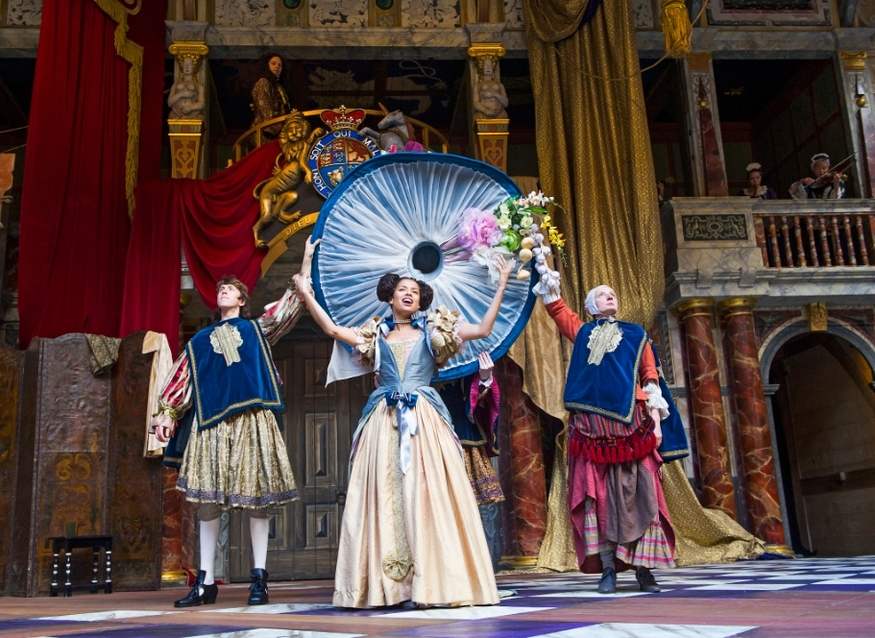 Tale Of Charles II's Mistress Is A Giddy And Gleeful Romp