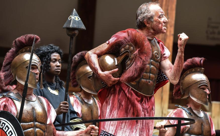The Oresteia: Like Hamlet, But Without All The Waiting Around
