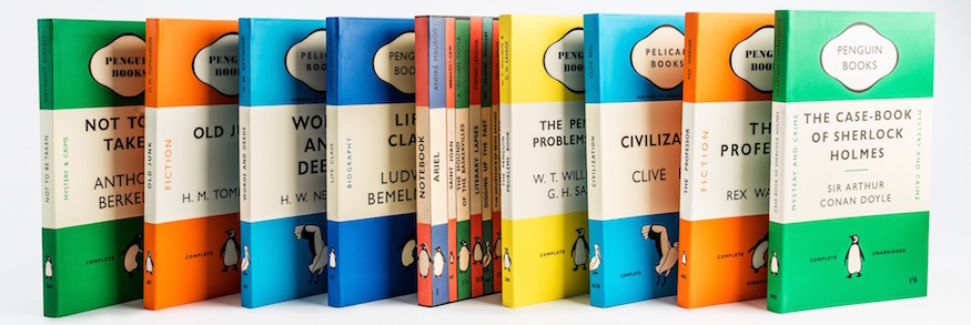 Penguin Books Celebrates 80th Birthday With A Special Pop Up Shop