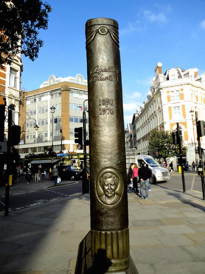 Agatha Christie's London Haunts