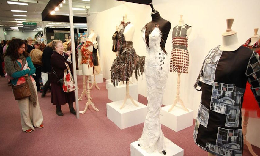 Knitting And Stitching Show Ticket Offers : Deal Of The Day: Cheap Tickets For The Knitting & Stitching Show Londonist