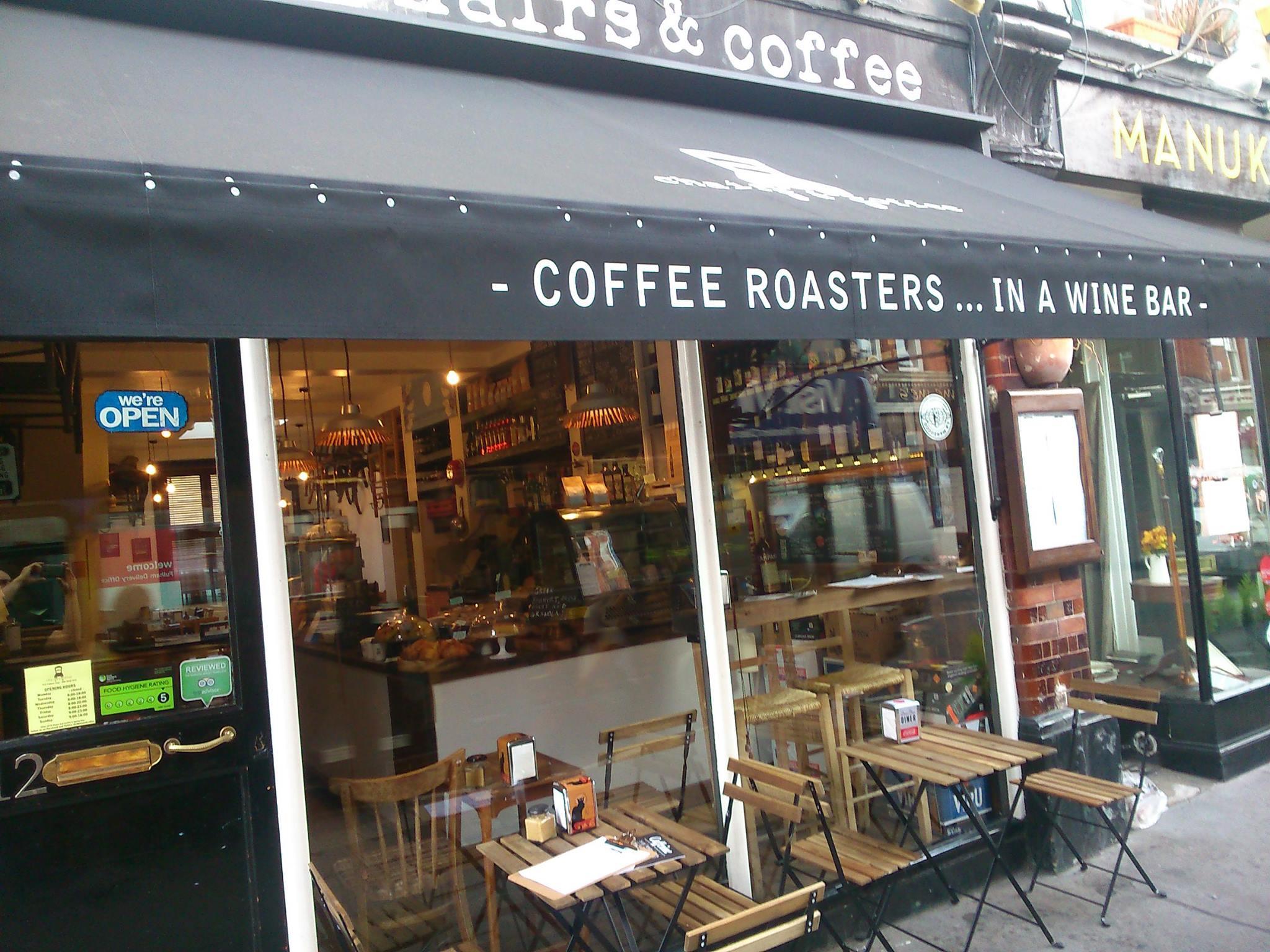 London's historic coffee