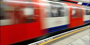 What's The Optimum Speed For London Underground Trains?