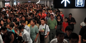 London Underground Vs Beijing Subway