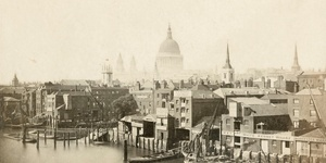 Beautiful Historic Photographs Of London