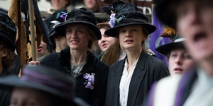 Suffragette Reviewed From A Female And Male Perspective