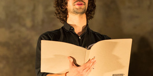 Ben Whishaw Pays Homage To T.S. Eliot At Wilton's Music Hall