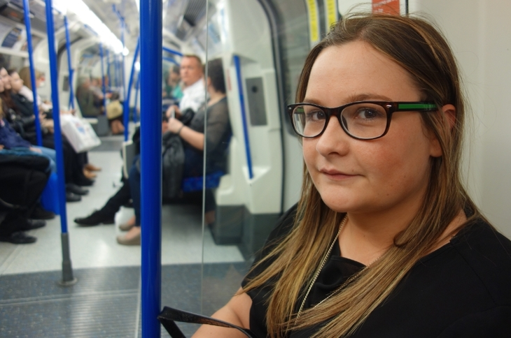 What Happens When You Speak To People On The Tube
